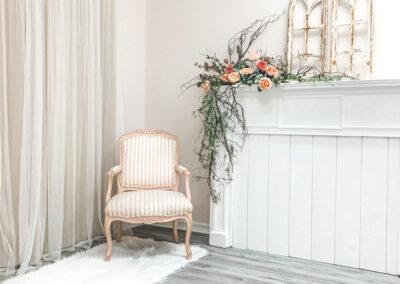 Bridal Room at Sun Catcher Studio