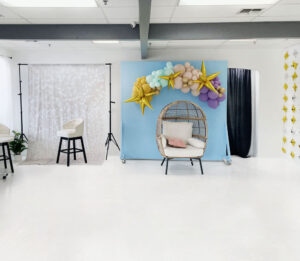 Great Room at Sun Catcher Studio