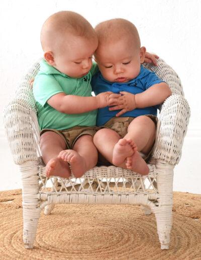 Baby Wicker Chair at Sun Catcher Studio