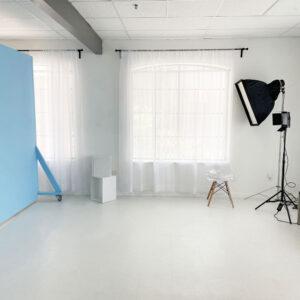 White Room at Sun Catcher Studio